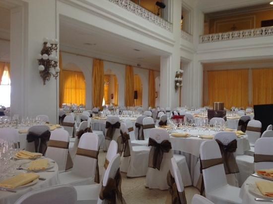 Eurostars Gran Hotel La Toja: salon eventos