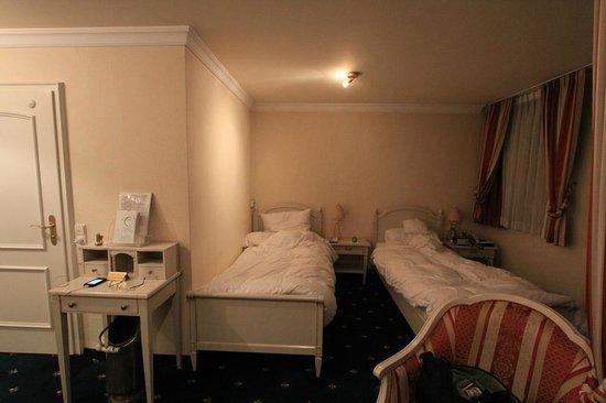 Hotel zur Weinsteige: Room 256