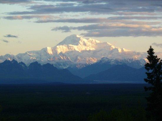 Traleika Mountaintop Cabins : Denali