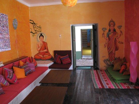 Intihuatana Lounge: Lounge