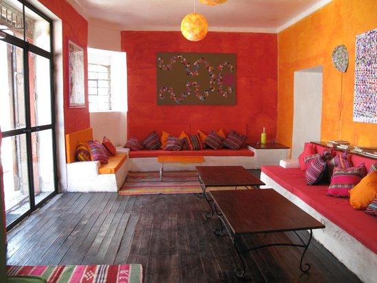 Intihuatana Lounge: The lounge