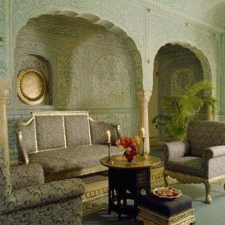 Samode Palace: APLobby