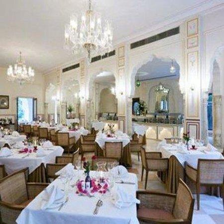 Samode Palace: Restaurant