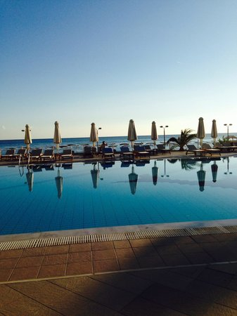 TUI Sensimar Lindos Bay Resort & Spa: Very chilled and relaxing