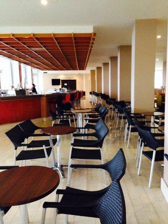 Sensimar Lindos Bay Resort & Spa : Bar area