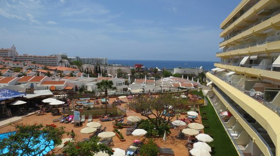 HOVIMA Santa Maria: view to ocean