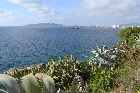 Hoteles Apartamentos Lux Mar: playa d'embossa vista dalla camera