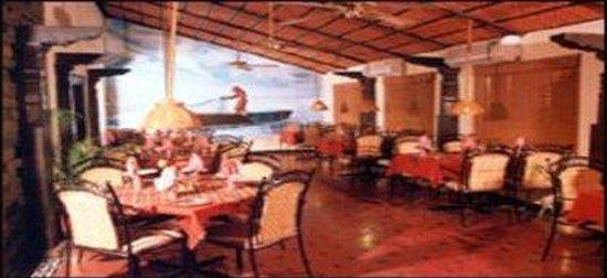 Nalapad Residency: APRestaurant
