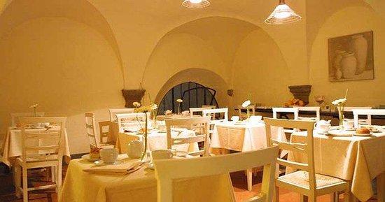 Palazzo Galletti: Breakfast Room