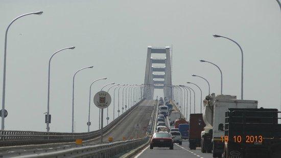 General Rafael Urdaneta Bridge : Vista del puente