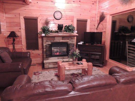 The Preserve Resort: Sitting Room