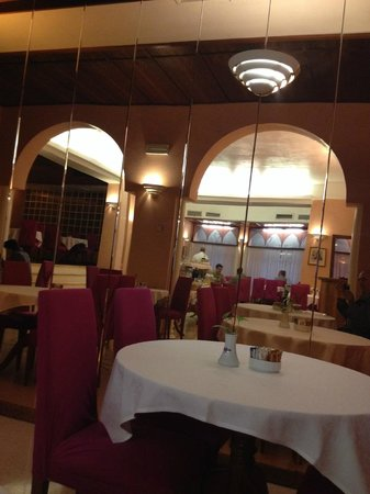 Best Western Hotel San Giusto: Sala ristorante