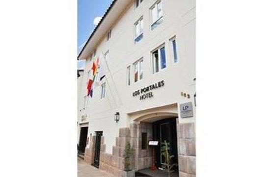 LP Los Portales Hotel Cusco: Exterior