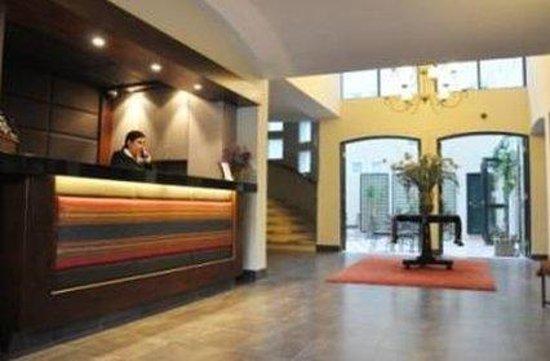 LP Los Portales Hotel Cusco: Interior