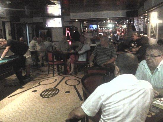 Squash Bar: momentos