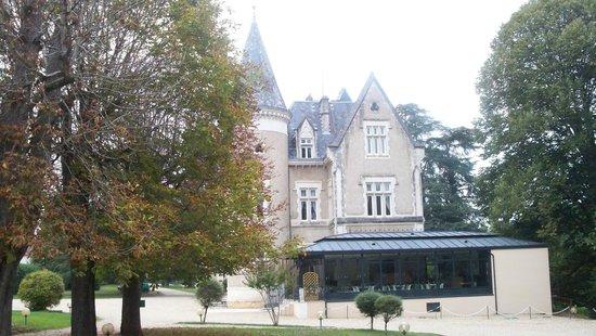 Chateau des Reynats: hotel