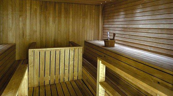 Radisson Blu Aleksanteri: Customer Sauna