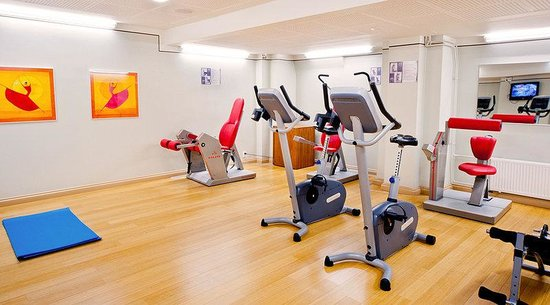 Radisson Blu Aleksanteri: Gym