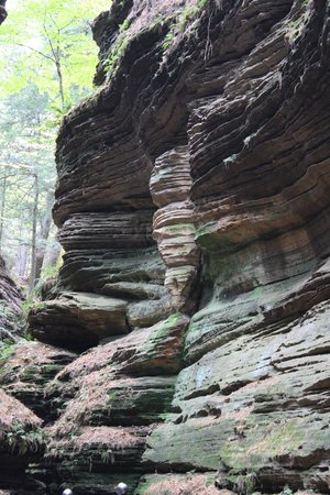 Lost Canyon Tours : beehive rock formation