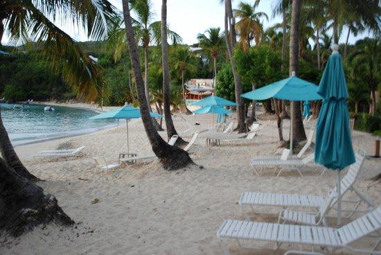 Secret Harbour Beach Resort: Secret Harbour beach area