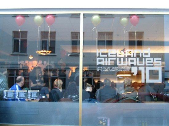 Reykjavik Downtown Hostel: ReykjavikDowntownHostel.AirwavesOffVenue
