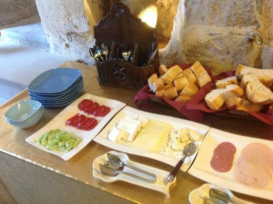 Castle Inn: Breakfast