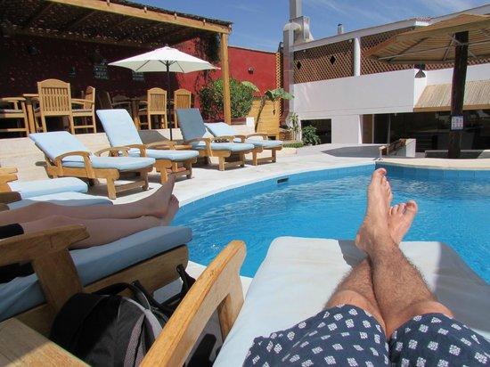 Hotel Villa Jazmin: Pool