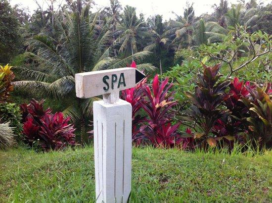 Villa Semana: Fabulous Spa!