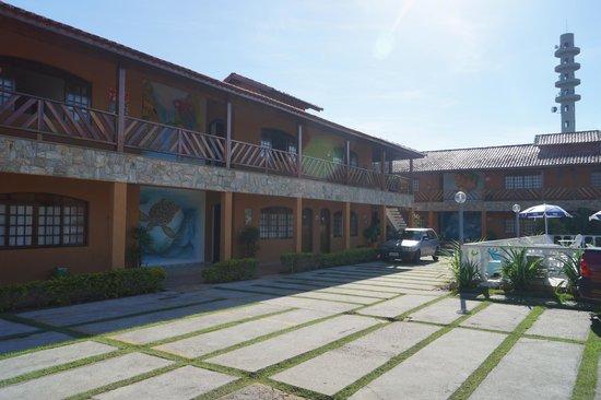 Hotel Pousada Paradise: Apartamentos