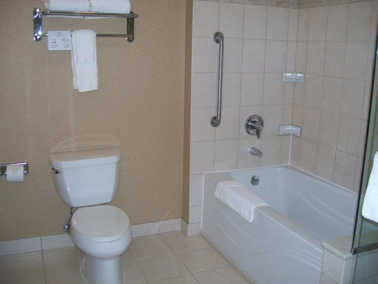 SpringHill Suites Old Montreal: Bathroom