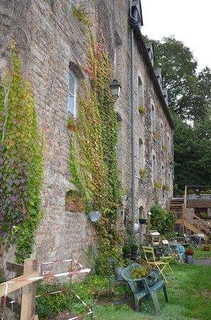 Moulin de la Beraudaie : la batisse