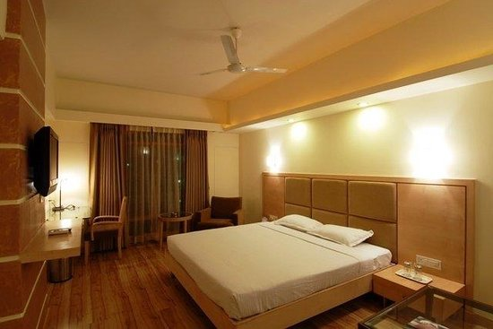 OYO 3626 Hotel Cambay Sapphire: Guest Room
