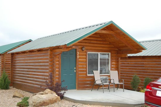 Bryce Canyon Inn: Our cabin