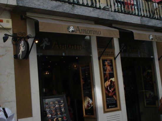 Amorino Baixa : Amorino in Lisbon