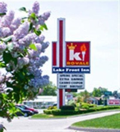 Photo of K Royale Lakefront Inn Saint Ignace