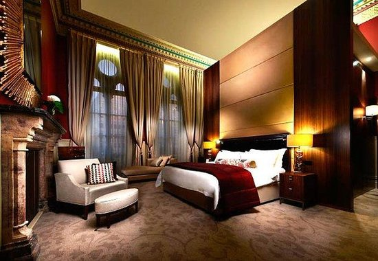 St. Pancras Renaissance London Hotel: Chambers Junior Suite