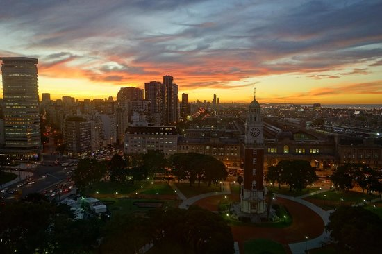Sheraton Buenos Aires Hotel & Convention Center: Vista da Janela