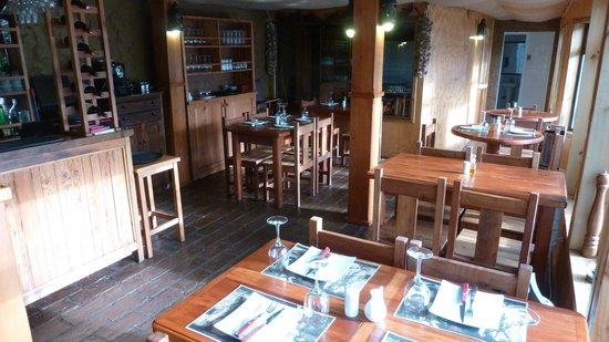 Alto Mirador Hotel Boutique: Restaurant des Hotels