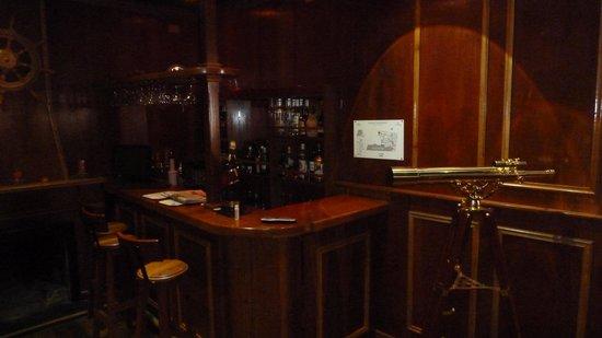 Alto Mirador Hotel Boutique: Die Bar (leider zu früh geschlossen)