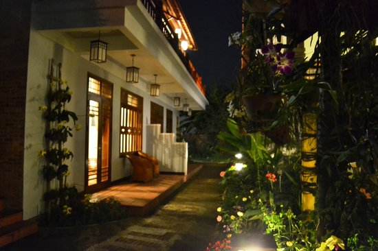 The Hoi An Orchid Garden Villas