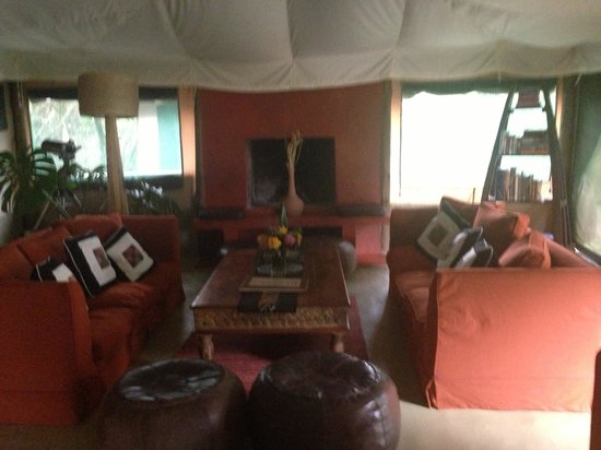 Kicheche Laikipia Camp : Lounge