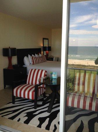 Blockade Runner Beach Resort: Reflections