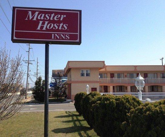 Bayview Inn & Suites Atlantic City: Master HostsInns Atlantic City