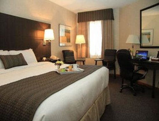 Days Inn Miramichi NB: One King Bed