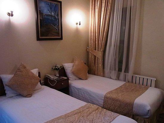 Historia Hotel: マルマラ海に面したテラス付の部屋2