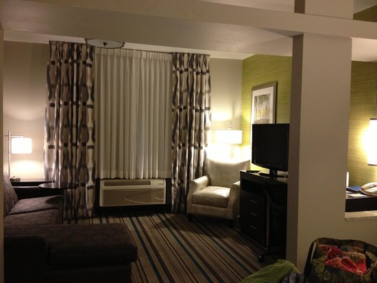 Fairfield Inn & Suites Amarillo Airport: Beautiful hotel room