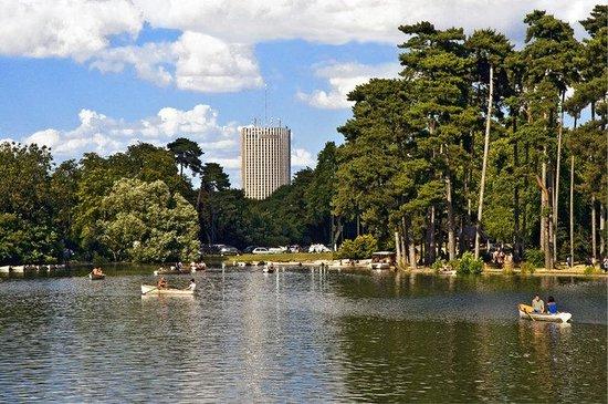 Hyatt Regency Paris Étoile : PARHR_P095 Lake