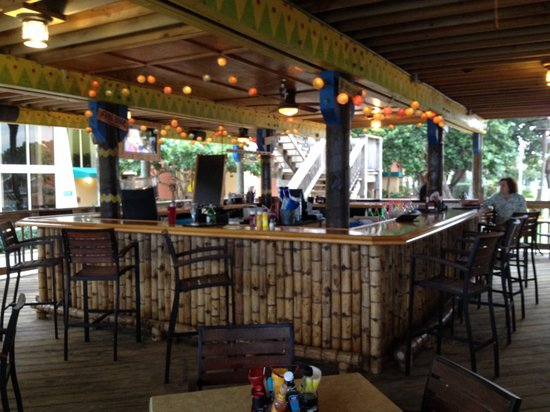 International Palms Resort & Conference Center Cocoa Beach: Mamba's beach hut
