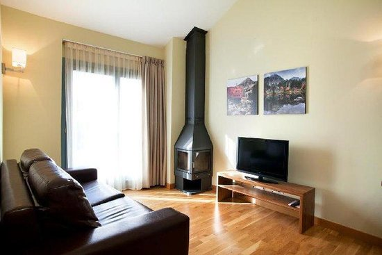 Aparhotel & Spa Cerdanya : Guest Room