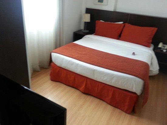 Mercure Rio de Janeiro Arpoador Hotel: Quarto de dormir